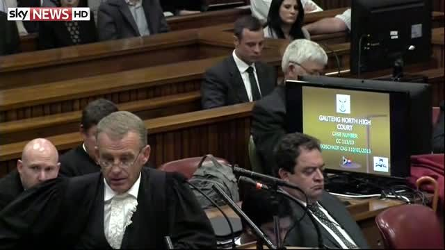 News video: Pistorius Trial: Friday's Hearing