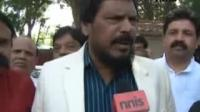News video: ATHAWALE TO NNIS: IF BJP TIES-UP WITH MNS, RPI WILL  SNAP TIES
