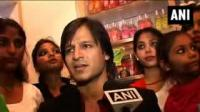 News video: Vivek Oberoi at S.H.E. - Support Her Education Launch