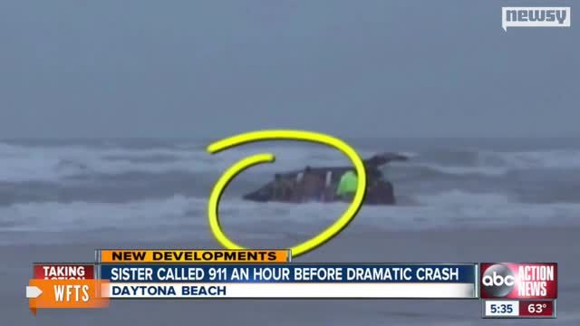 News video: Woman Who Drove Van Into Ocean With Kids Inside Charged