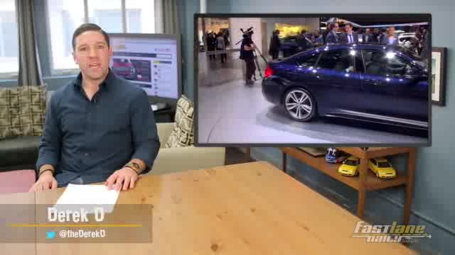 News video: Top 10 Cars of the Geneva Auto Show - Fast Lane Daily