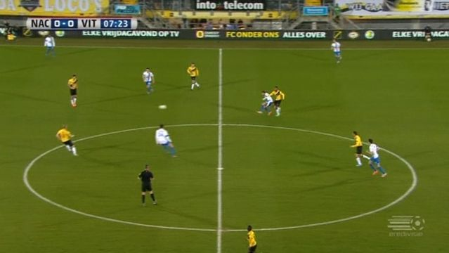 News video: Vitesse claim crucial victory over NAC Breda to move second in the Eredivisie