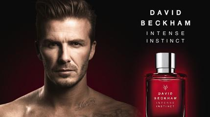 News video: David Beckham Shows Off Harper Tattoo In New Fragrance Ad