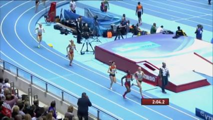 News video: Whiting retains shotput crown