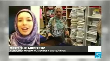 News video: Meet the #Mipsterz: hipsters in hijabs